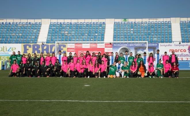 El Deporte de Leganés contra La Violencia de Género. (3)