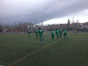 Atlético Trabenco de Zarzaquemada - C.D. San Nicasio