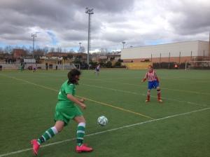 C.D. San Nicasio - Atlético Madrid Féminas D