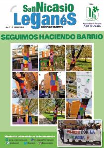 Portada Revista San Nicasio Leganés numero 166
