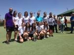 Madrid Norte C.F.F. JUVENIL - Campeón