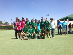 CDAV San Nicasio INFANTIL - Campeón