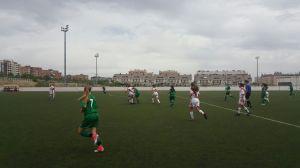 33 - Rayo Vallecano B - CD San Nicasio A