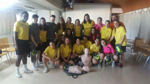 Taller Practico Leganes en RED respuestas ante emergencias deportivas Prevenkids (4)