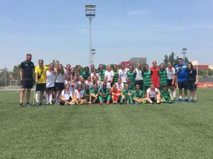 Amistoso Femenino Juvenil CDAV San Nicasio - Valencia CF Féminas (18)