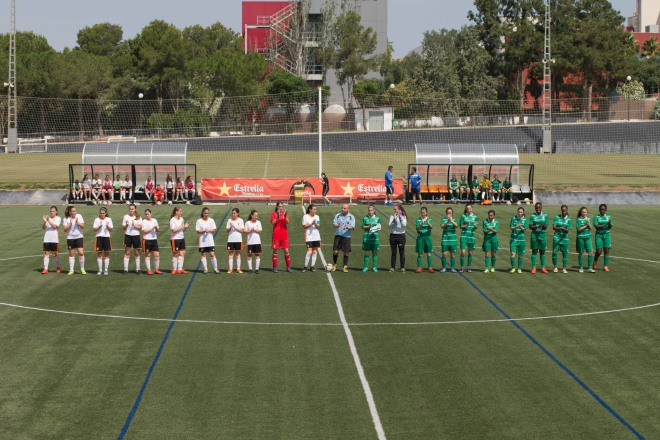Amistoso Femenino Juvenil CDAV San Nicasio - Valencia CF Féminas (4)