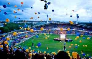 Ceremonia de Inauguración Gothia Cup 2016 - Gotemburgo - Suecia