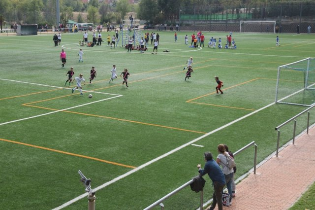 XII Torneo Benjamin Futbol 7 San Nicasio 2017 (1)