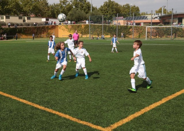 XII Torneo Benjamin Futbol 7 San Nicasio 2017 (2)